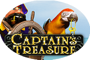 Слот Captain's Treasure от казино Вулкан Grand